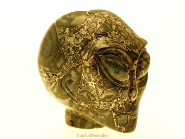 Silverleaf jaspis