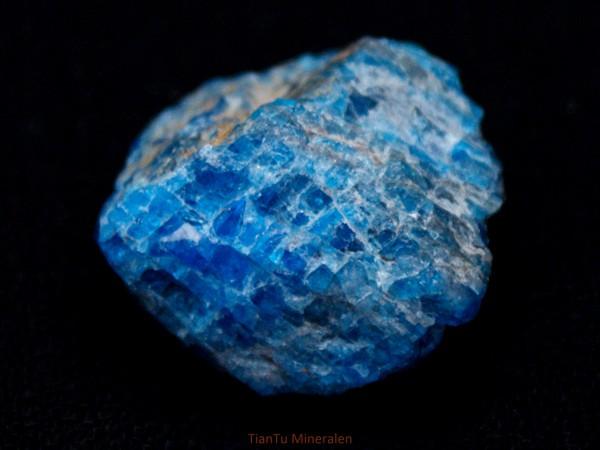 blauwe apatiet