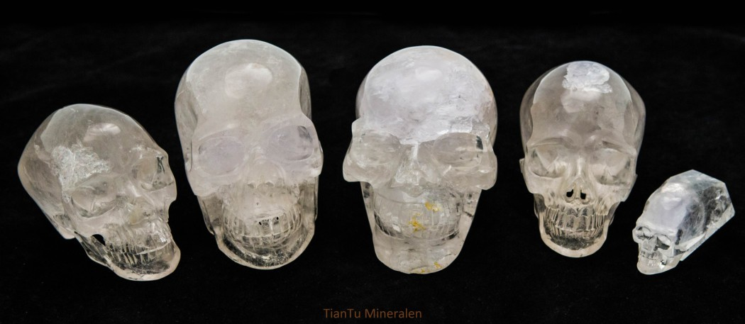 Kristallen Schedels, Bergkristal