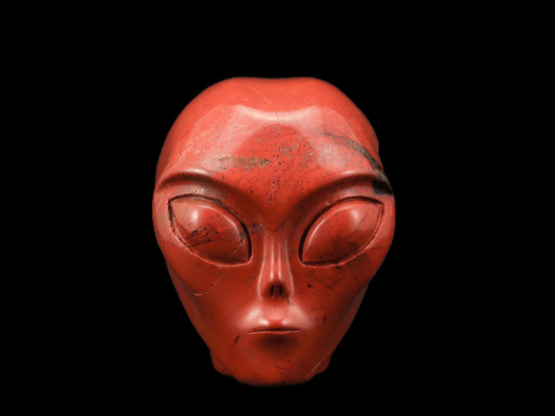 Rode Jaspis Sterrenwezen