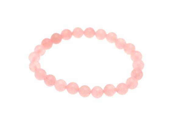 rozenkwarts armband large 1 cm
