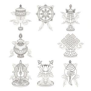8-buddhistische-symbolen