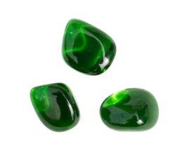 groene obsidiaan knuffelsteen
