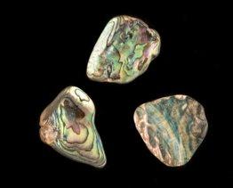 paua opaal knuffelsteen