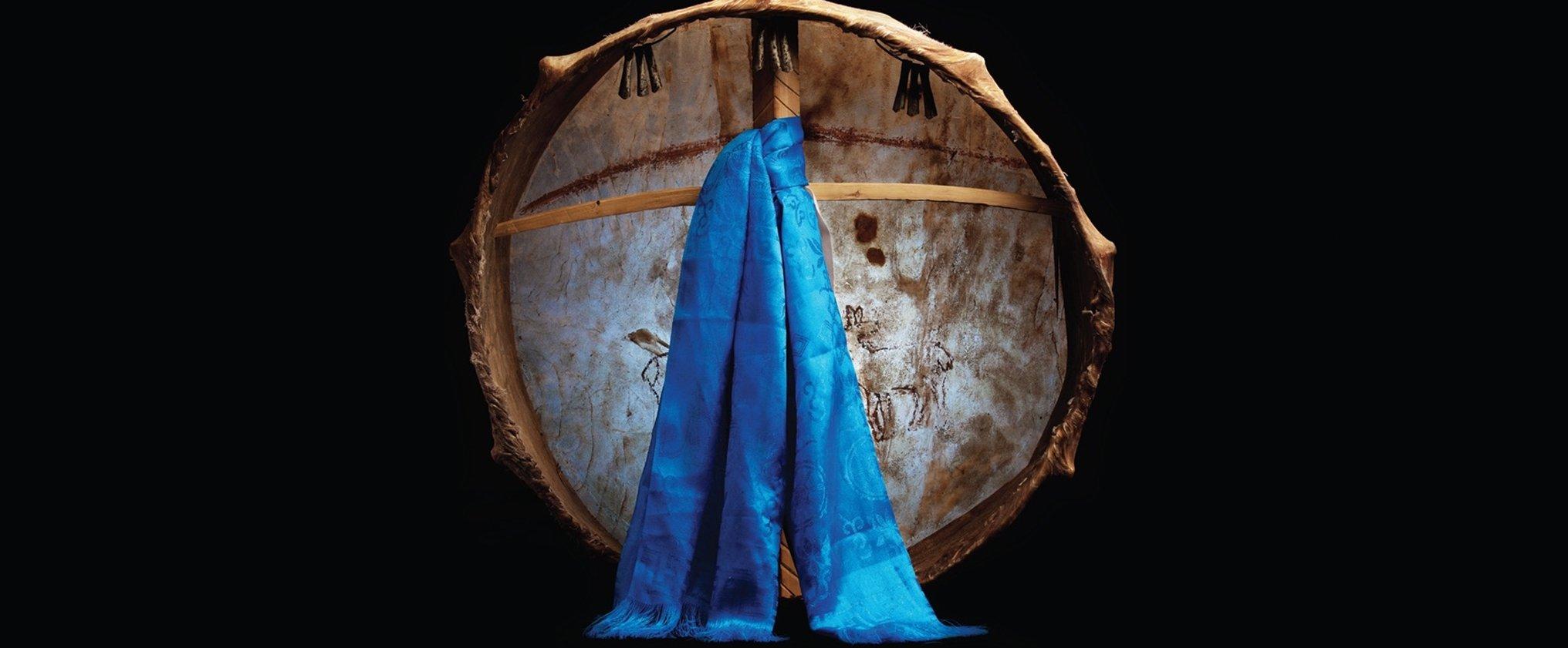 sjamaan schedel