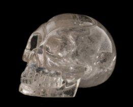 Leandro crystal skulls