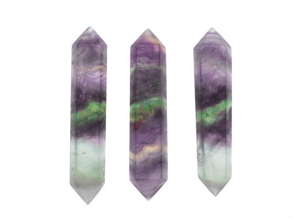 regenboog fluoriet dubbeleinder