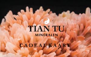 Cadeaubon voor Mineralen en Edelstenen