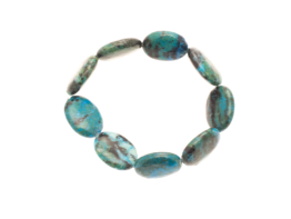 chrysocolla armband medium