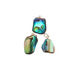 paua opaal hanger