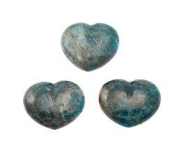 Blauw apatiet hartje