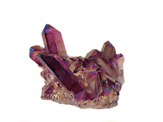 Purple aura kwarts