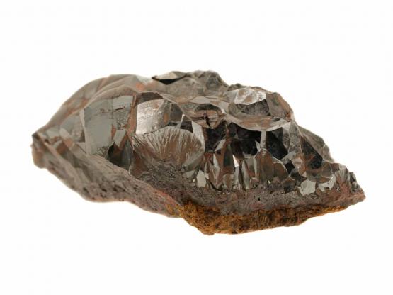 Hematiet met botoïdaal kristallen