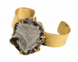 chalcedoon goede armband Christine Bekaert