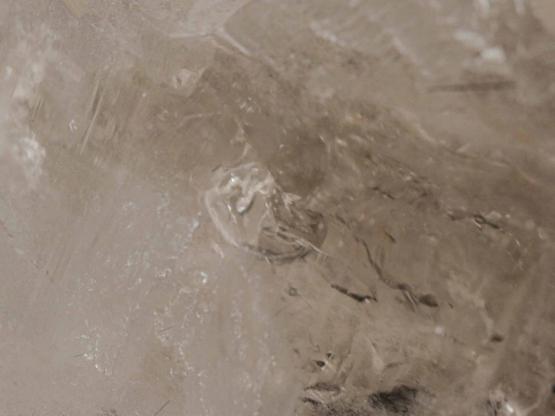 Elestial Vensterkwarts met luchtbellen