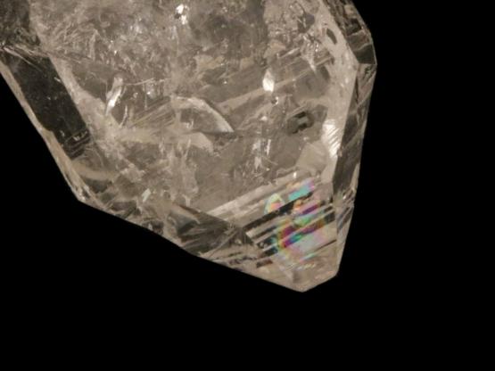 Herkimer diamant knuffelsteen AA