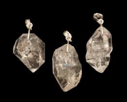 Herkimer diamant hanger AA