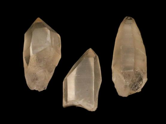 Bergkristal punt lemurische kwarts