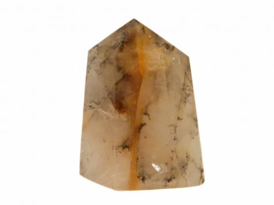 bergkristal met dendriet punt