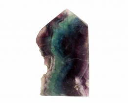 Regenboog fluoriet punt