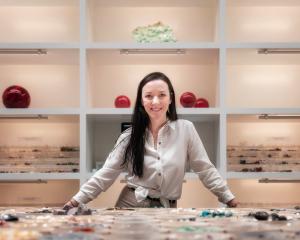 Charlotte Monteyne Tian Tu Mineralen
